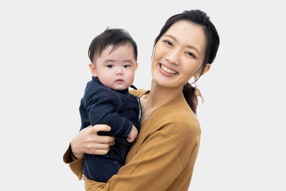 働く女性・子育て中のママさんへ